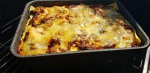 lasagna di pulled pork