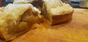 apple pie affumicata