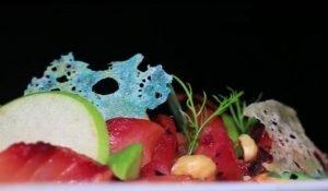 salmone affumicato a freddo